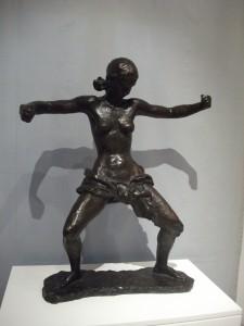 Shadow rebels at the Giersch Museum
