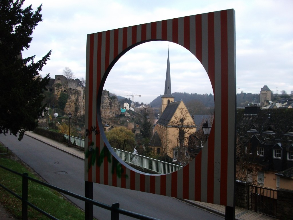How to get a well rounded view of Luxembourg