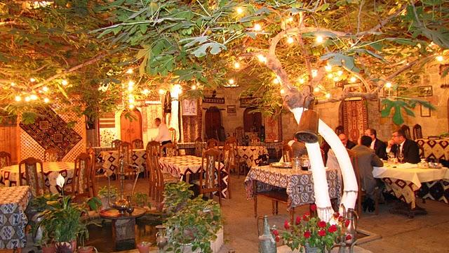 Azeri style fine dining