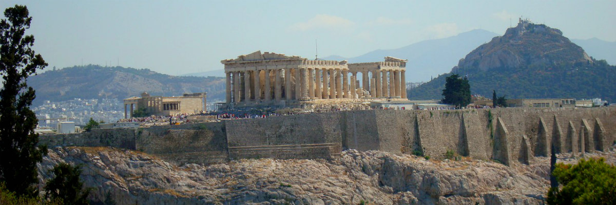 athens weekend city break