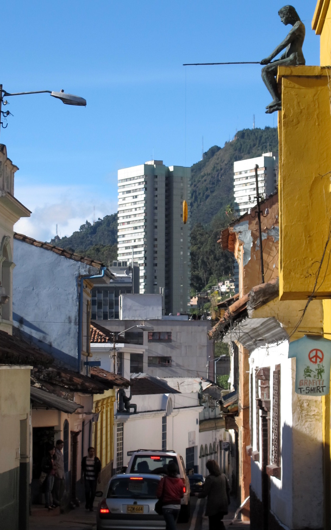 La Candelaria: The best of colonial suburbia