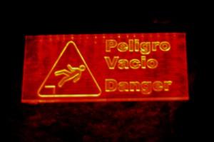 Zipaquira-Caution-Sign