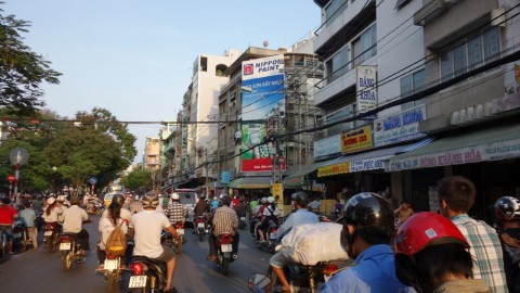 saigon city guide vietnam