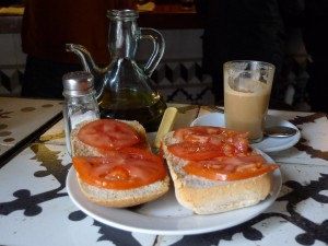 Breakfast sin jamon