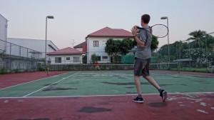 Tennis in Bangkok