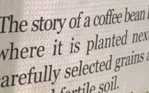 Colombian Coffee: a love story
