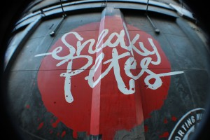 Sneaky Pete's, the home of great music in Edinburgh