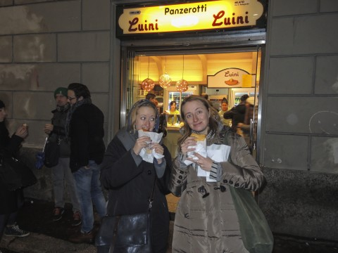 Milan nightlife, bars, food and eating out