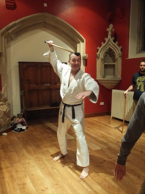 bartitsu classes London