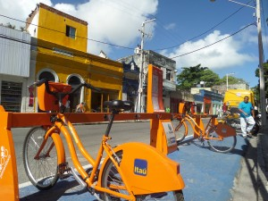Brazilian bike share