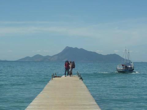 Transfers from Rio de Janeiro to Ilha Grande island Brazil