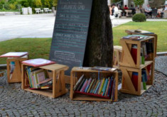 Ljubljana's Libraries Under The Treetops