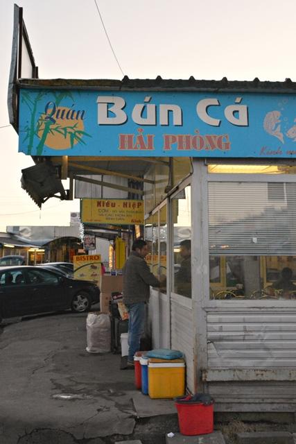 Vietnamese snacks...