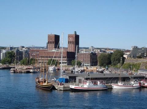 Oslo waterside