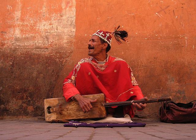 Marrakech People (Morocco) – Ahron de Leeuw.