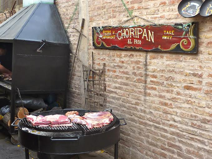 Indulge in an asado (Argentine barbecue)