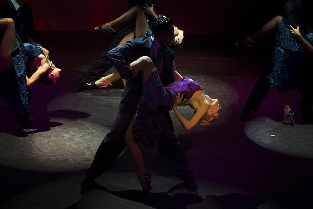 An unforgettable show at Madero Tango