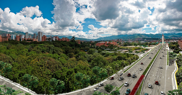 Medellin is famous for its innovative urban design / Source: Iván Erre Jota, Flickr, cc by-sa