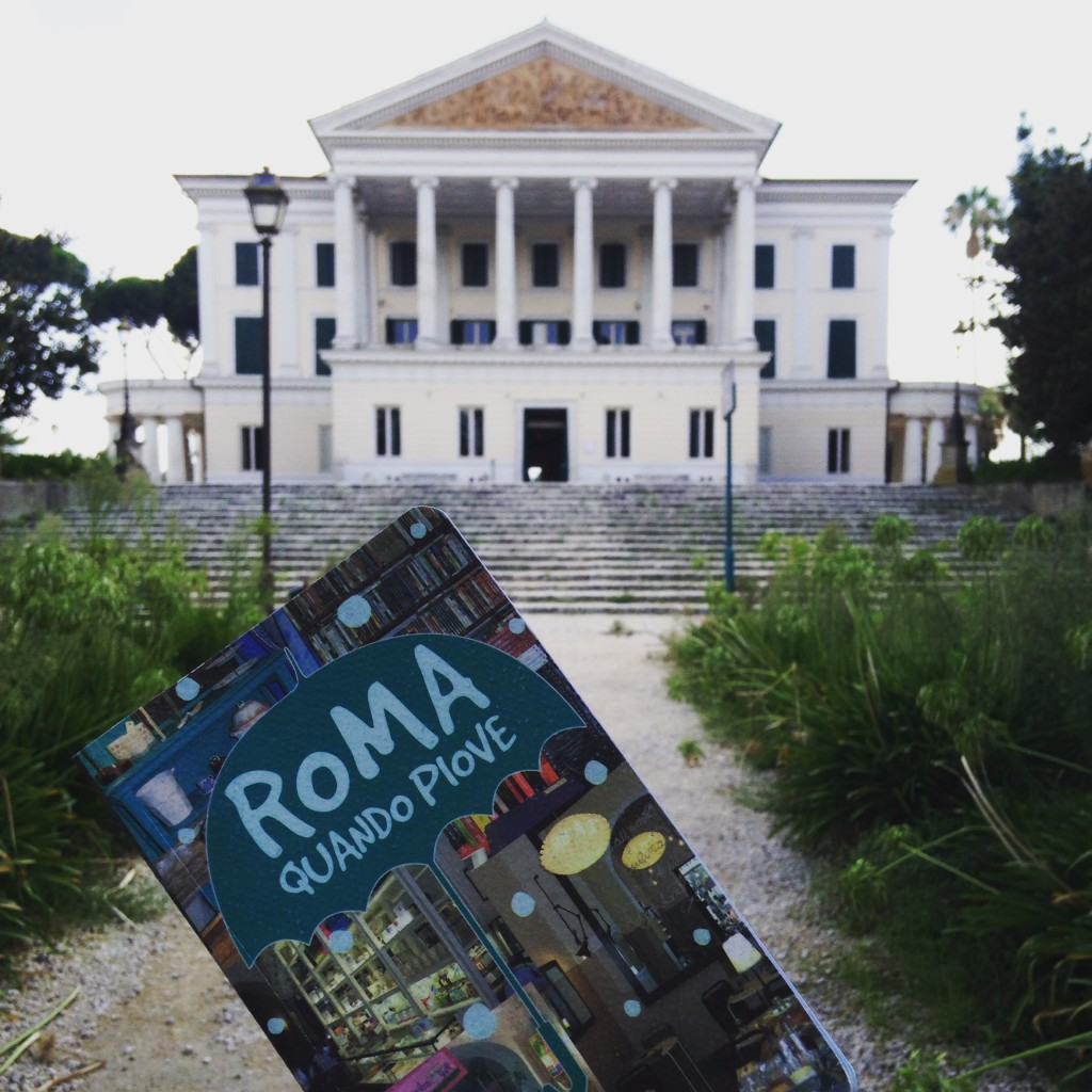 'what to do in Rome when it rains'