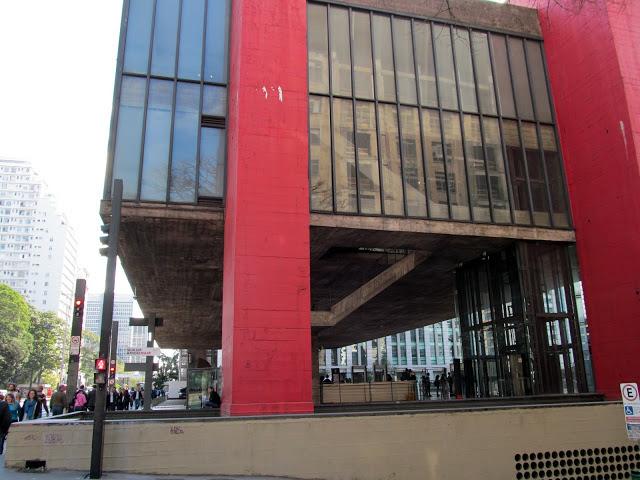 MASP is one of São Paulo's many museums   Credit: Daytours4u