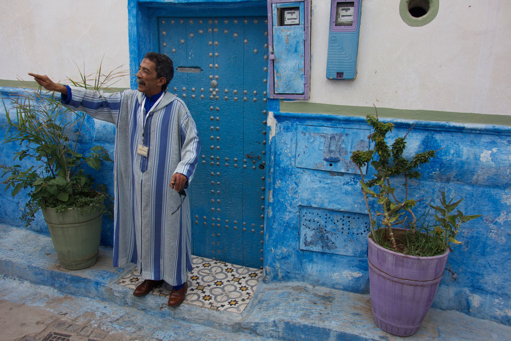 Rabat-Kasbah-blue-and-white