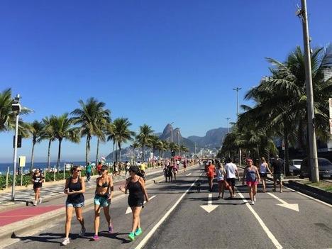 Enjoy the outdoor lifestyle in Rio   Credit: Daytours4u