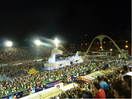Carnival is a big part of Rio's identity   Credit: Daytours4u