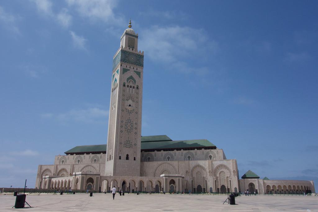 An impressive Mosque