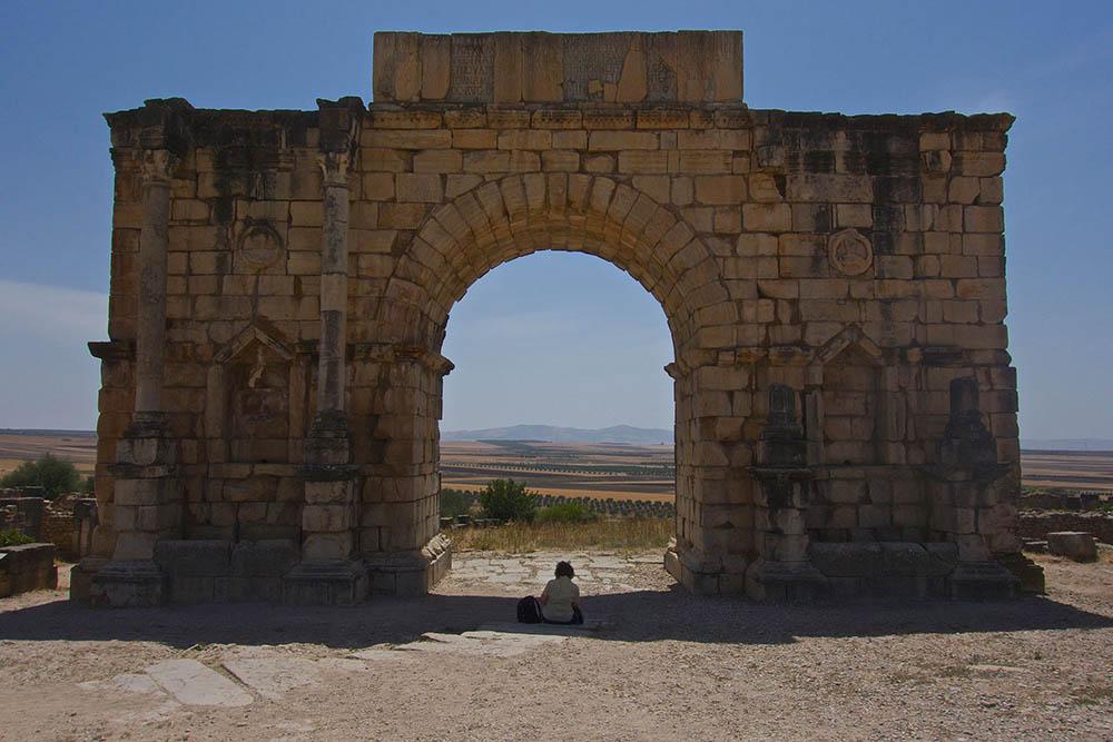 Volubilis-arch