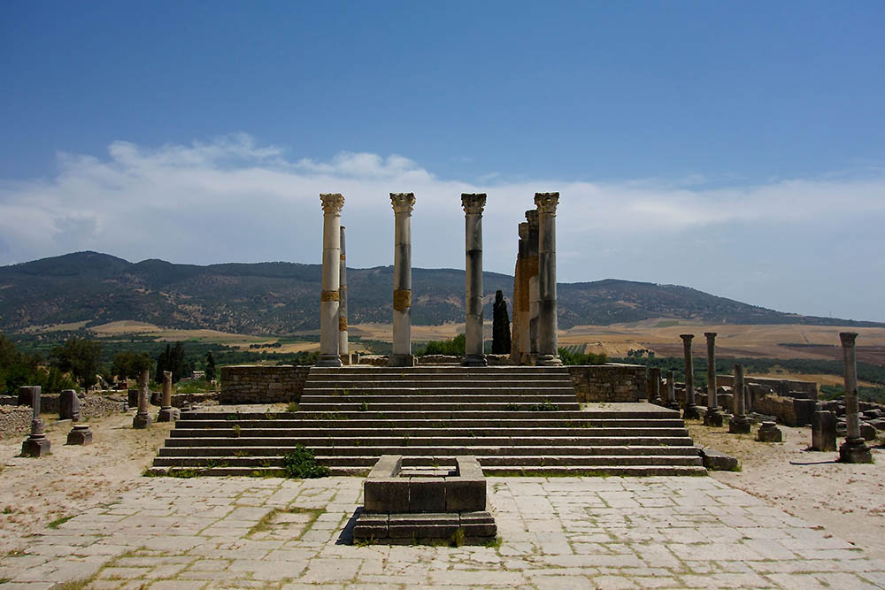 Volubilis-centre-piece