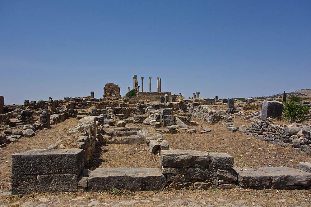 Volubilis-ruins