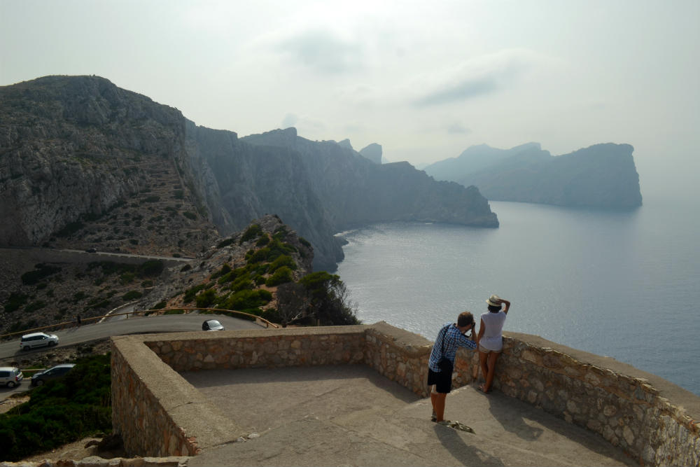 Cap Formentor... don't forget your sunnies!