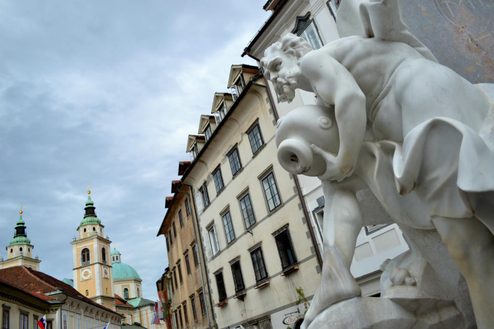 Ljubljana... one of five new city guides added in 2015!