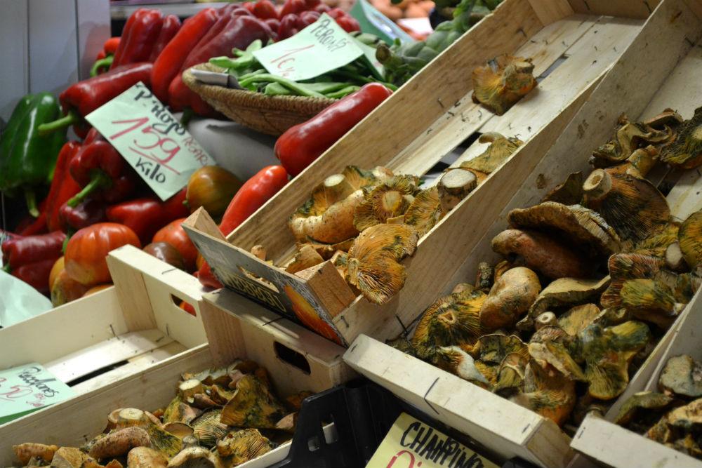 Sensational market produce