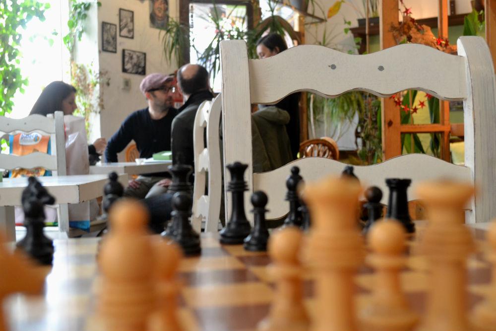 Jardin Urbano is always a good gambit
