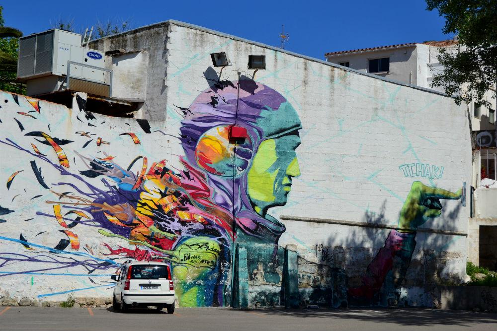 Some superior street art