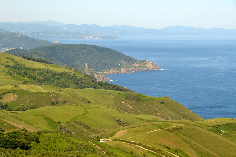 Green Spain starts in the Basque Country