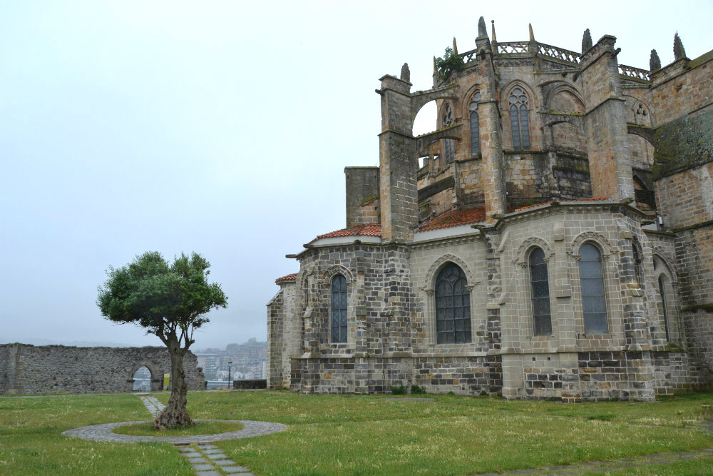 Church by the sea