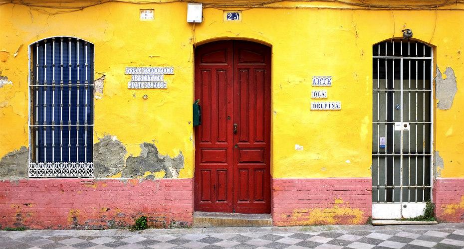Soak in some southern Spanish romance in Seville...