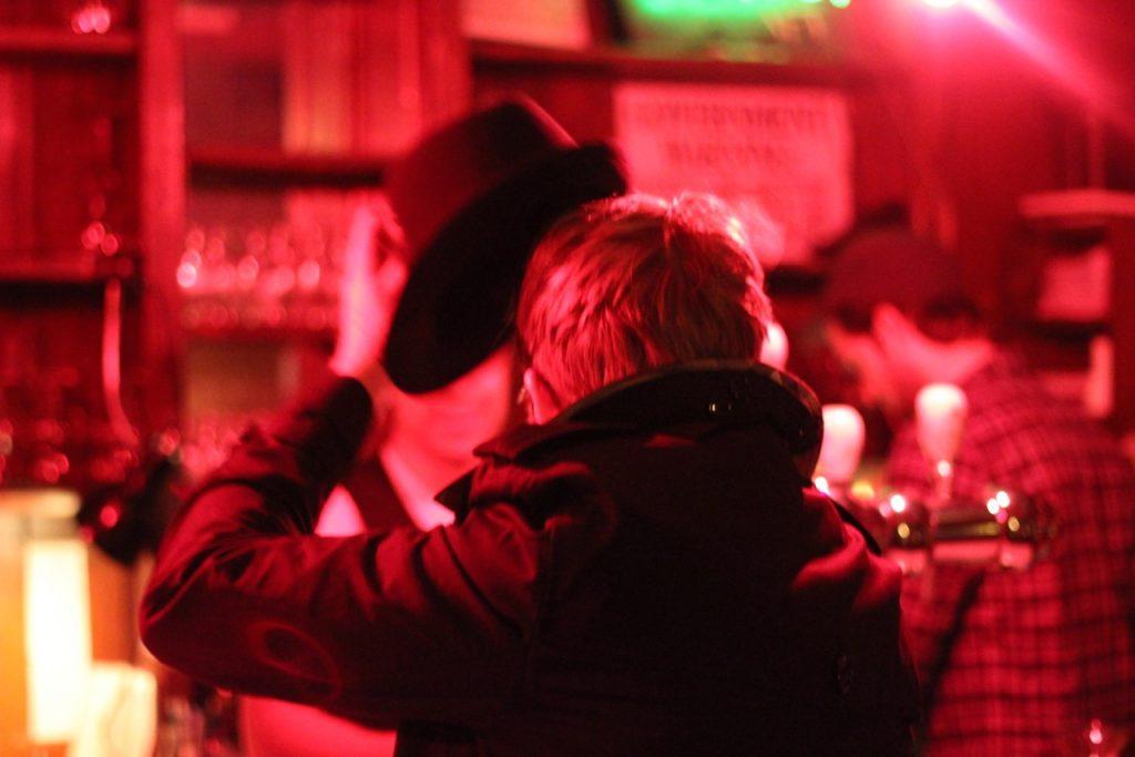 Doff your cap to this Belgian beer bar...