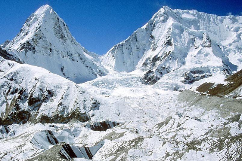 Best glaciers to visit in Tibet
