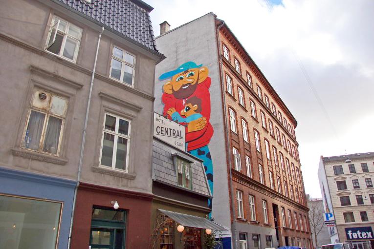 Central Hotel Copenhagen