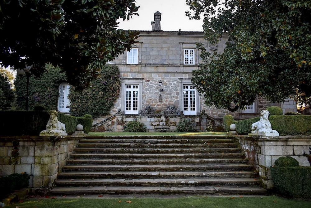 Pazo de Rubianes - a fine home for fine people
