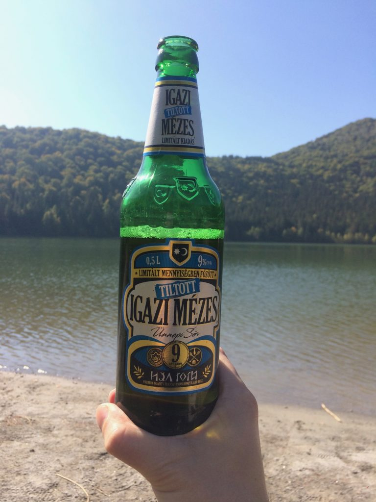 lake santa ana beer