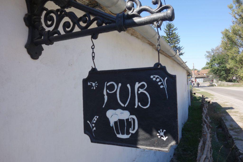 Count Kalnoky's pub