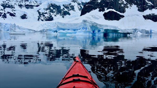 point-of-view-shot-from-a-canoe-in-antarctica