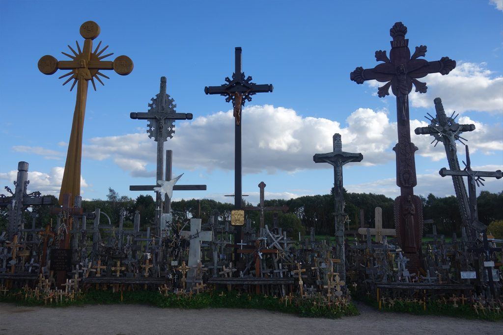 The Hill of Crosses Lithuania