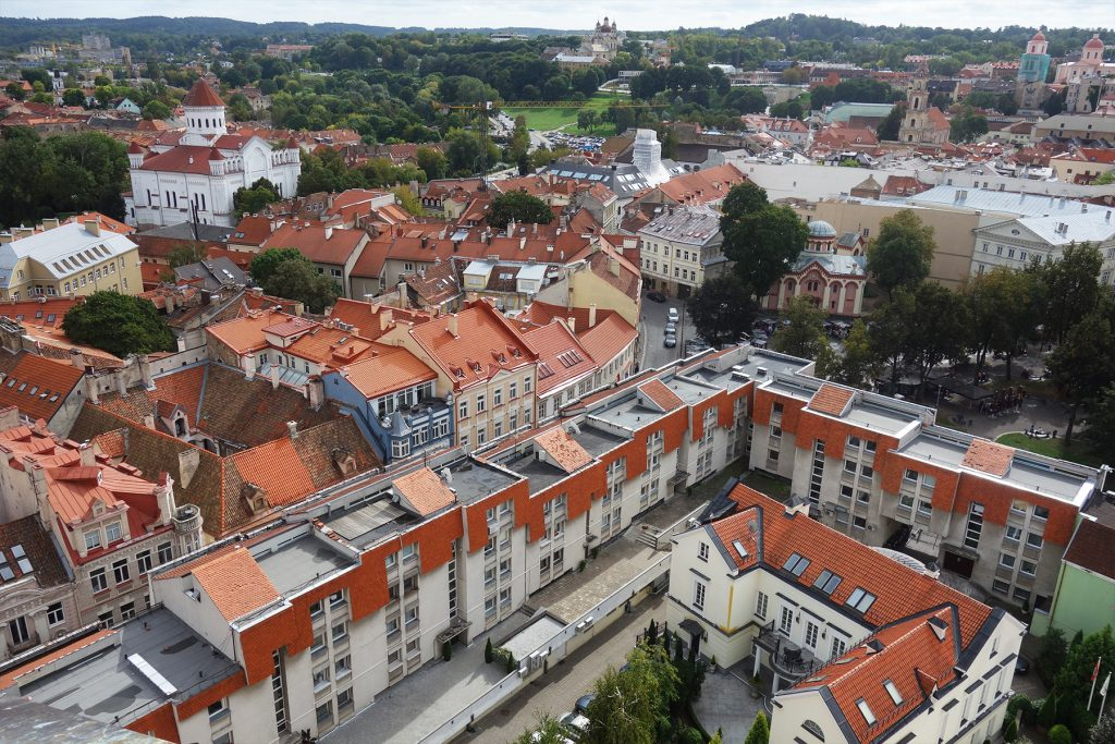 Baroque Vilnius