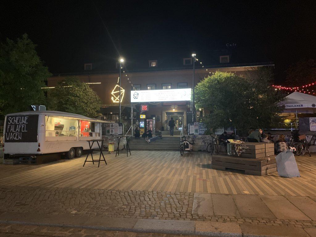 Scheune Cafe Dresden