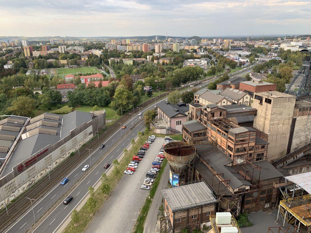 Lower Vitkovice Ostrava